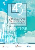 Cartel 43 Simposio de Neumología - Curso de Actualización Clínica y Terapéutica.