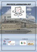 Cartel Proyecto Asignatura RCP. IES Tomás Bretón.