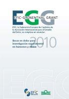 cartel-Beca Efic Grunenthal