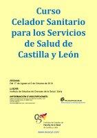Cartel Curso Celador Sanitario