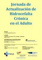 cartel hidrocefalia
