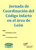 Jornada de Coordinación del Código Infarto Área León