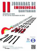 Cartel Jornadas Emergencias Sanitarias SemesCYL