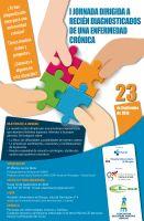 Cartel I Jornada Dirigida a Recién Diagnosticados de una Enfermedad Crónica