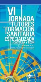 Cartel VI Jornada de Tutores de Formación Sanitaria Especializada en Castilla y León