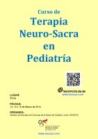 Cartel Terapia Neuro-Sacra