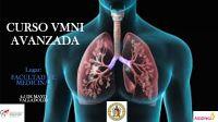 Cartel Curso Ventilación Mecánica No Invasiva Avanzada y Cuidados Respiratorios.