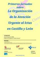 Cartel Jornada Ictus