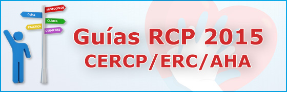 Cartel Guías RCP 2015 CERCP/ERC/AHA