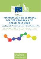 Cartel Convocatoria del Work Programme (WP) 2015 del 3er Programa de Salud UE 2014-2020.
