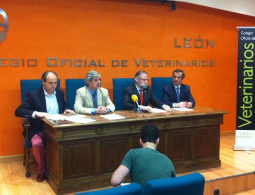 Los veterinarios abordan en León los riesgos sanitarios 'globales'