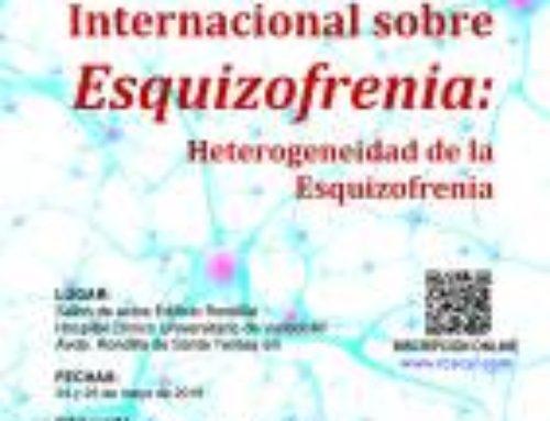V Encuentro Internacional sobre Esquizofrenia