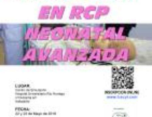II Curso de Simulación de RCP Neonatal Avanzada