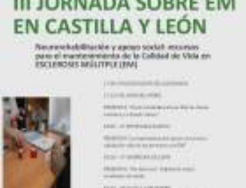 III Jornada sobre Esclerosis Múltiple en Castilla y León