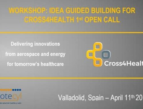 Workshop: Idea Guided Building for Cross4health 1st Open Call