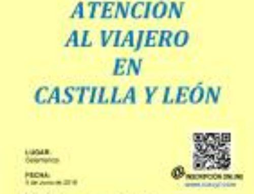 I Jornada de Atención al Viajero en Castilla y León