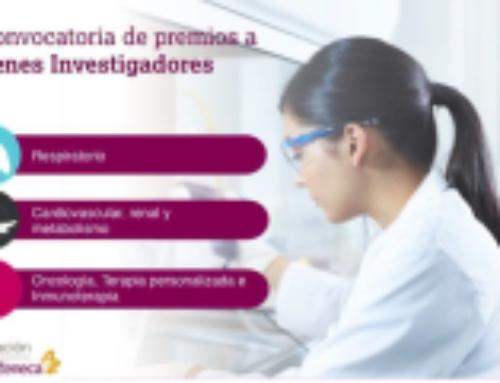 V Convocatoria de premios a Jóvenes Investigadores – Fundación AstraZeneca