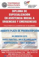 Diploma Especialización de Asistencia Inicial a Urgencias y Emergencias 21
