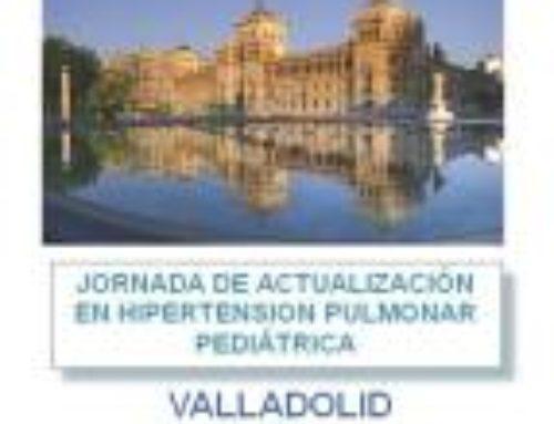 Taller Arritmias Pediátricas y Jornada Actualización Hipertensión Pulmonar Pediátrica