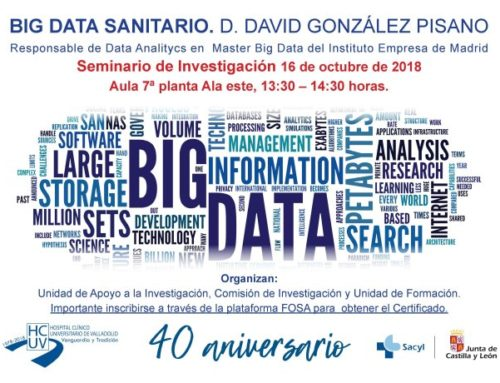Seminario Big Data Sanitario