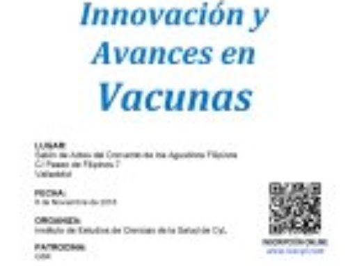 III Curso de Innovación y Avances en Vacunas