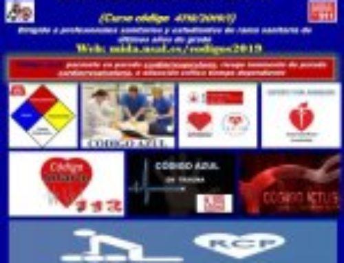 Códigos Azules en Emergencia: Actualizaciones 2019