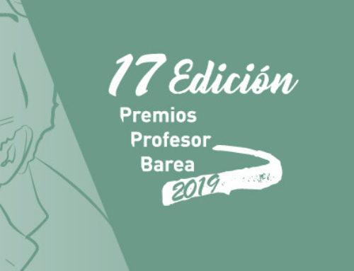 Premios Profesor Barea 2019
