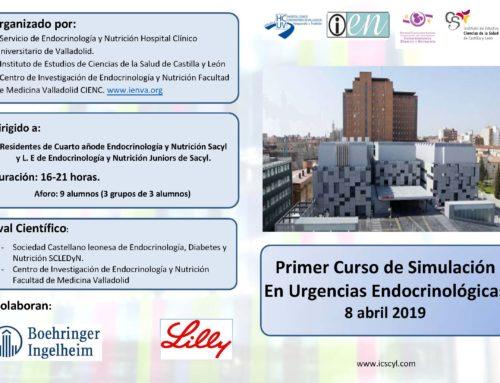 Curso de Simulación en Urgencias Endocrinológicas