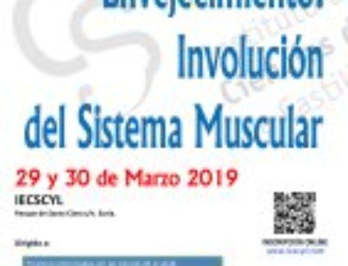 Curso Envejecimiento: Involución del Sistema Muscular