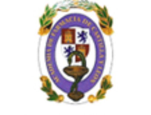 Premios Curso Académico de 2019 de la Academia de Farmacia de Castilla y León