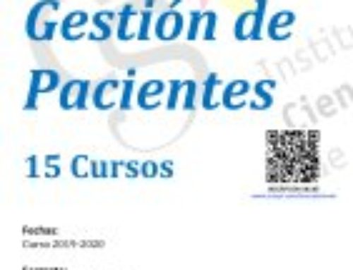 Programa de Gestión de Pacientes: 15 Cursos