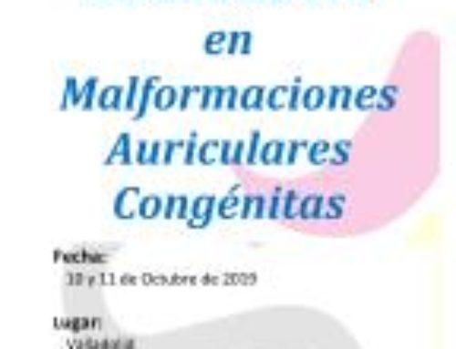 Curso Actualización en Malformaciones Auriculares Congénitas