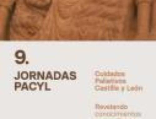 IX Jornadas de Cuidados Paliativos de Castilla y León