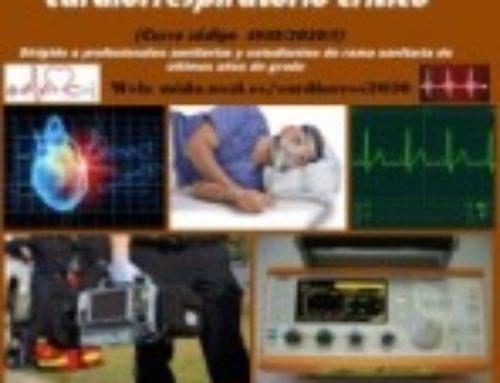 Curso Manejo inicial del paciente cardiorrespiratorio crítico
