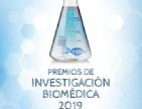 Premios de Investigación Biomédica 2019