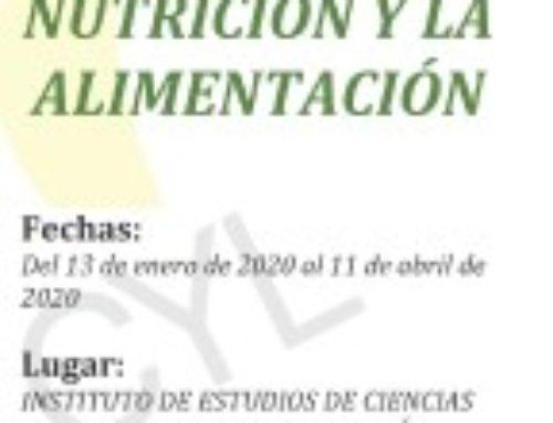 Curso Bases de la Nutrición y la Alimentación