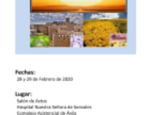 III Jornadas de Invierno de Enfermedades Tropicales en Ávila