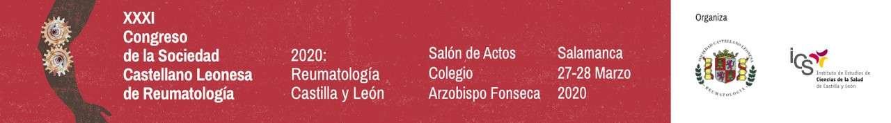 XXXI Congreso de la Sociedad Castellano Leonesa de Reumatología