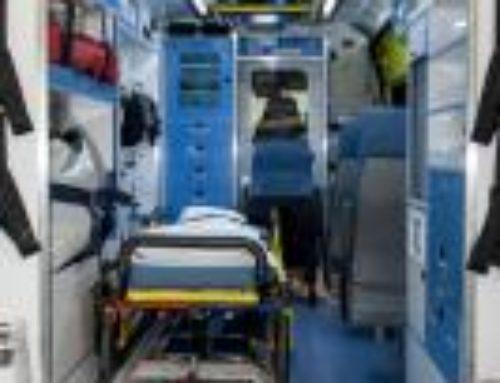 Vídeos protocolo desinfección ambulancias