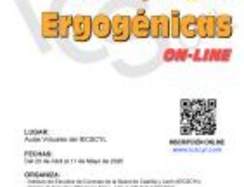 Curso de Ayudas Ergogénicas 2020 – On-line
