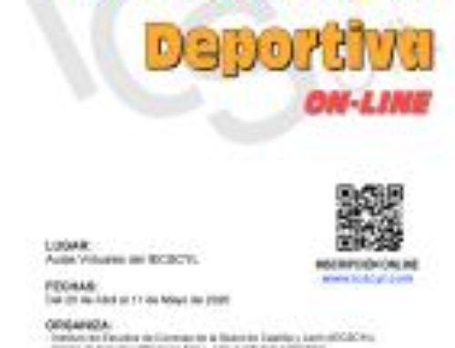 Curso de Nutrición Deportiva 2020 – On-line
