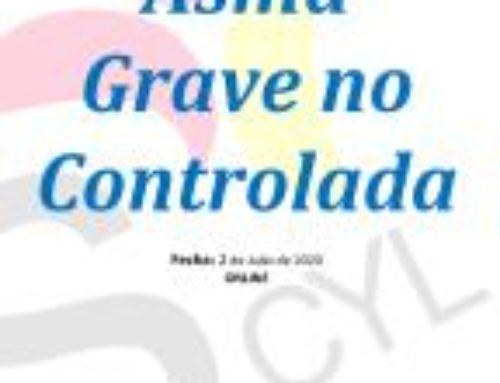 Curso Asma Grave no Controlada
