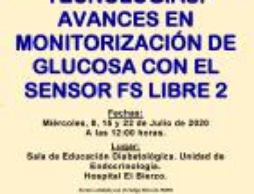 Curso Actualización en Diabetes y Nuevas Tecnologías