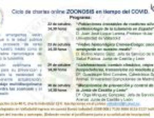 Ciclo de charlas online ZOONOSIS en tiempo del COVID