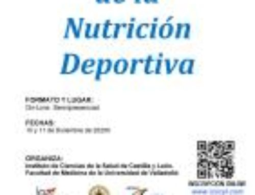 Curso Genómica de la Nutrición Deportiva