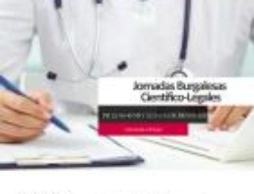 Jornadas Burgalesas Científico-Legales