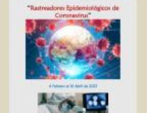 Curso Epidemiovigilancia Comparada: Médico-Veterinaria-Medioambiental. Rastreadores Epidemiológicos de Coronavirus.