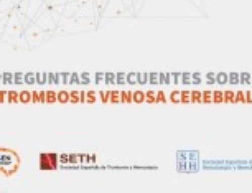 PREGUNTAS FRECUENTES SOBRE TROMBOSIS VENOSA CEREBRAL