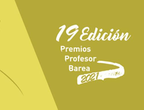 Premios Profesor Barea 2021