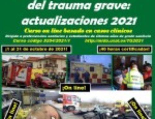 Manejo prehospitalario del trauma grave: Actualizaciones 2021